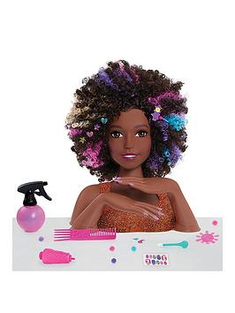 barbie-sparkle-deluxe-styling-head-afro-hair