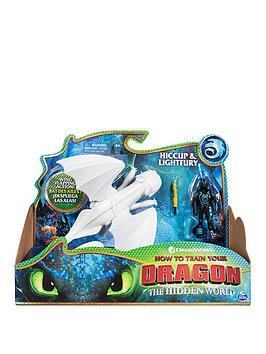 how-to-train-your-dragon-dragons-lightfury-and-hiccup-armored-viking-figure