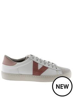 victoria-v-trainers-white