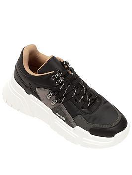 victoria-chunky-trainers-blackwhite