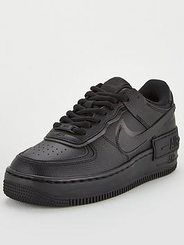 Nike Nike Af1 Shadow - Black Picture