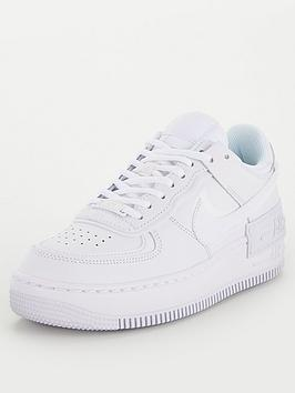 Nike Nike Af1 Shadow - White Picture