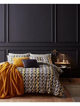 content-by-terence-conran-offset-duvet-cover-set