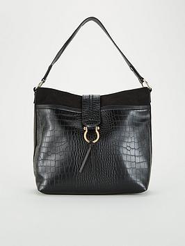 V by Very V By Very Tote Bag - Black Picture