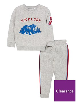 v-by-very-boys-explore-bear-sweat-top-amp-side-tape-jogger-set-grey