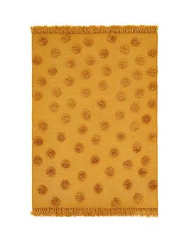 Very Tufted Spot Rug Picture