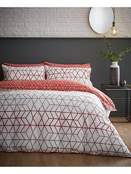 content-by-terence-conran-linear-duvet-cover-set