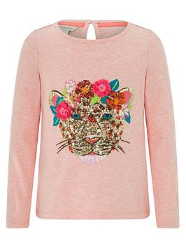 monsoon-leonie-leopard-t-shirt-pink