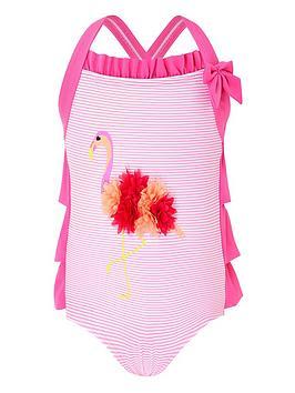 monsoon-baby-flamingo-swimsuit-pink