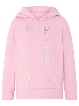 monsoon-make-it-happen-hoodie-pink