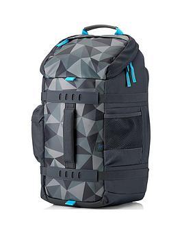 Hp 15.6In Odyssey Facet Grey Backpack