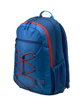 HP Hp 15.6In Active Blue Red Backpack Picture