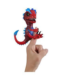 WowWee Wowwee Untamed Radioactive Dinos Series Raptor Picture