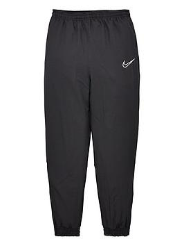 Nike Nike Junior Academy Woven Pants - Black Picture
