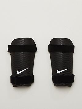 Nike   Kids Ce Slip In Shin Guards - Black