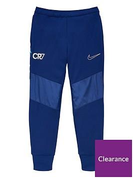 nike-junior-cr7-dri-fit-pants-bluegreen