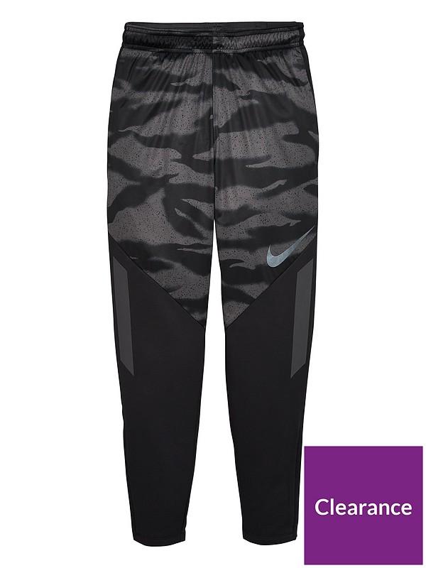 Junior Therma Shield Strike Camo Pants Black