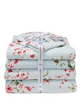 Catherine Lansfield Catherine Lansfield Canterbury 6-Piece Towel Bale Picture