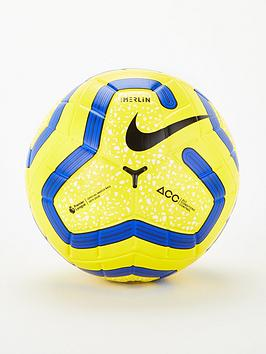 Nike   Premier League 19/20 Football - Yellow/Black