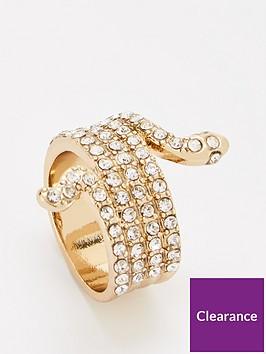 v-by-very-rhinestone-snake-ring-gold