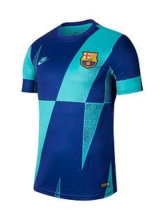 nike-nike-mens-barcelona-pre-match-short-sleeved-tee