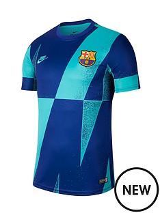 nike-nike-mens-barcelona-pre-match-short-sleeved-tee