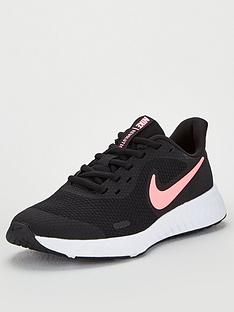nike-revolution-5-junior-trainers-blackpink