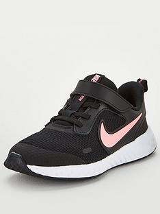 nike-revolution-5-childrens-trainers-blackpink