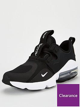 nike-air-max-infinity-junior-trainers-blackwhite