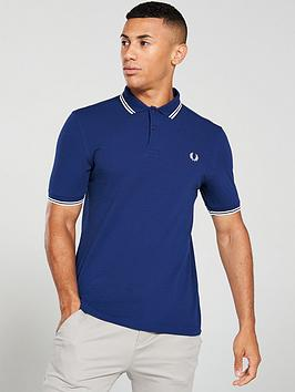fred-perry-twin-tipped-polo-shirt-blue