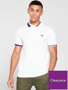 fred-perry-abstract-collar-pique-polo-shirt-snow-white