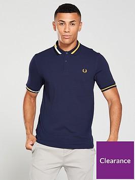 fred-perry-abstract-collar-pique-polo-shirt-carbon-blue