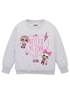 lol-surprise-girls-bffs-forever-sweat-top-multi
