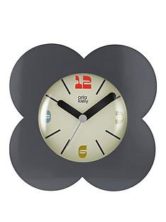 orla-kiely-house-flower-alarm-clock-charcoal