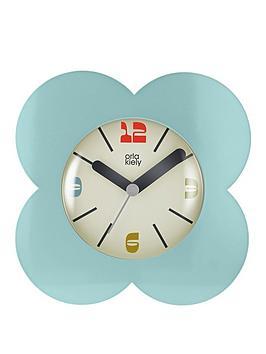 Orla Kiely House Orla Kiely House Flower Alarm Clock Picture