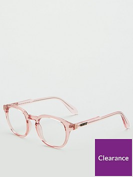 quay-australia-walk-on-blue-light-round-glasses