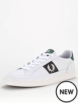 fred-perry-deuce-leather