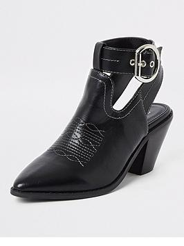 river-island-river-island-cut-out-western-shoes-black