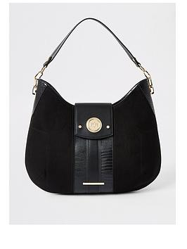 river-island-scoop-shoulder-bag-black
