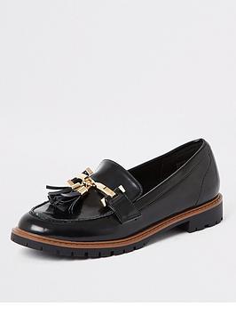 river-island-tassel-loafer-black