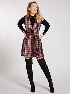 kate-wright-boucle-sleeveless-longline-waistcoat-multi