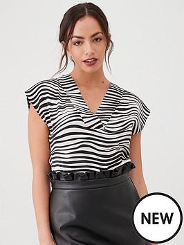 v-by-very-v-neck-shell-top-zebra