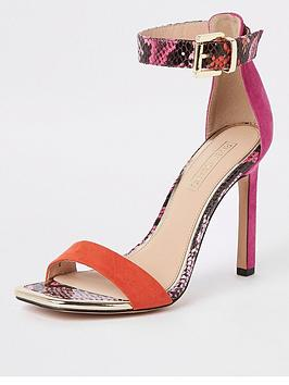 river-island-river-island-snake-print-barely-there-heel-sandals-pink