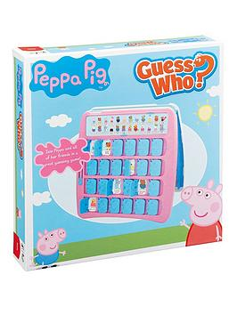 Peppa Pig Peppa Pig Guess Who Picture