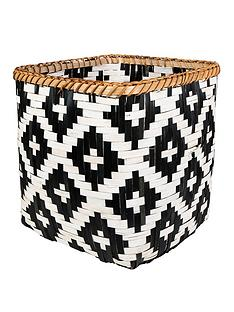 sass-belle-scandi-boho-geo-bamboo-storage-basket