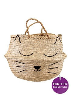 sass-belle-cat-whiskers-storage-basket