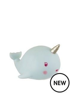 sass-belle-alma-narwhal-night-light
