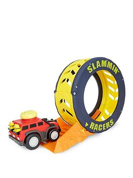 Little Tikes Little Tikes Slammin Racers Turbo Tyre Picture