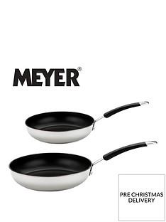 meyer-set-of-2-aluminium-frying-pans-white