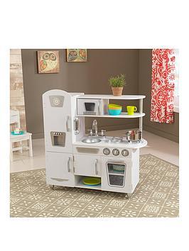 Kidkraft Kidkraft Vintage Kitchen - White Picture